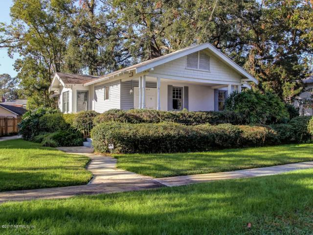1466 Belvedere Ave, Jacksonville, FL 32205 (MLS #911964) :: EXIT Real Estate Gallery