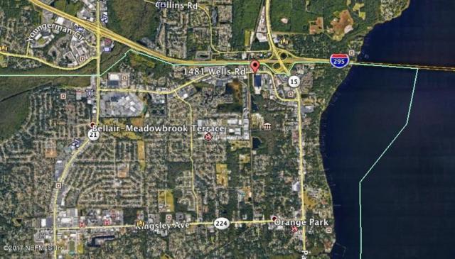 1481-91 Wells Rd, Orange Park, FL 32073 (MLS #911973) :: EXIT Real Estate Gallery