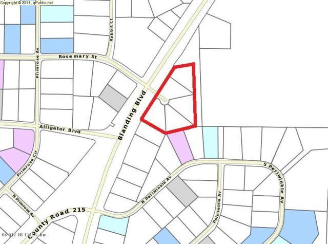 0 Blanding Blvd, Middleburg, FL 32068 (MLS #912160) :: EXIT Real Estate Gallery