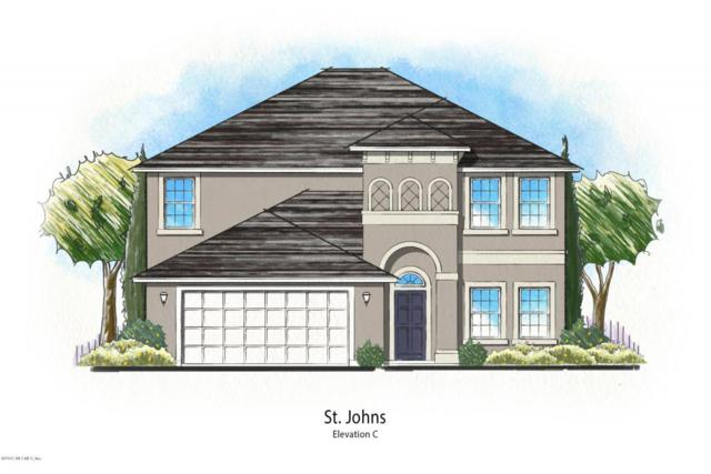 78587 Goldfinch Ln, Yulee, FL 32097 (MLS #912592) :: EXIT Real Estate Gallery