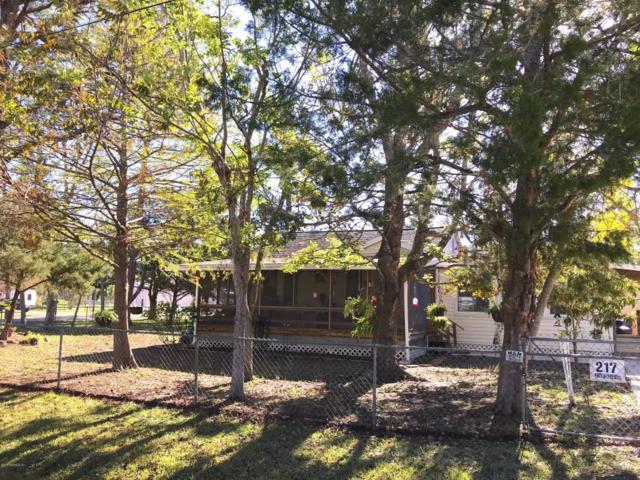 217 Jackson Blvd, St Augustine, FL 32095 (MLS #912721) :: The Hanley Home Team