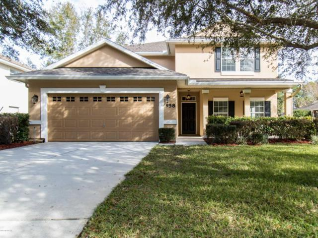 958 W Tennessee Trce, St Johns, FL 32259 (MLS #912825) :: 97Park