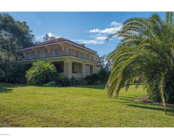 102 S Main St, Crescent City, FL 32112 (MLS #913312) :: EXIT Real Estate Gallery