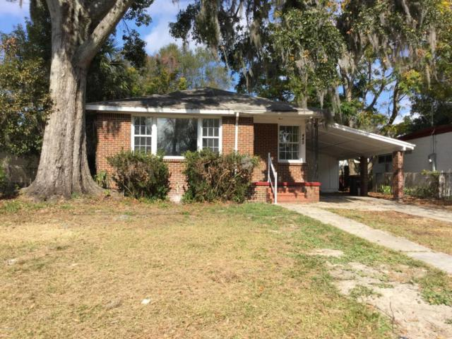 445 W 62ND St, Jacksonville, FL 32208 (MLS #913771) :: EXIT Real Estate Gallery
