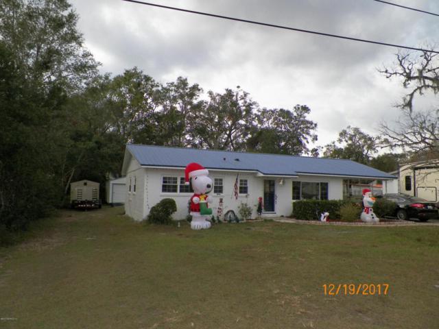 1614 High St, Palatka, FL 32177 (MLS #913850) :: EXIT Real Estate Gallery