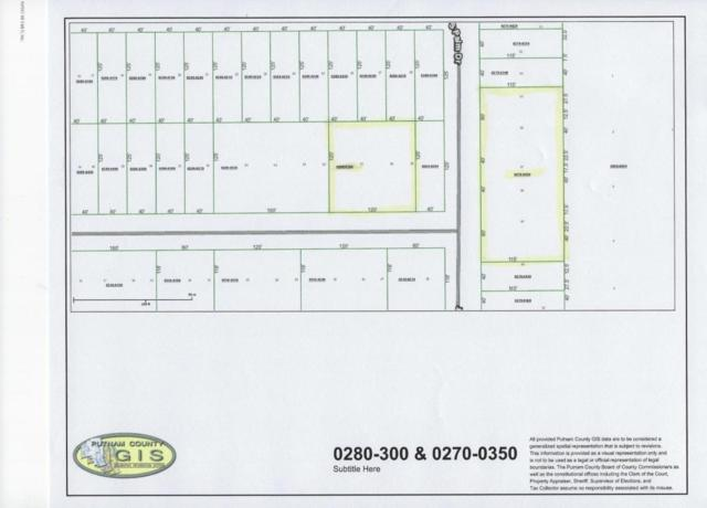 0 S Palm Dr, Interlachen, FL 32148 (MLS #914105) :: Memory Hopkins Real Estate