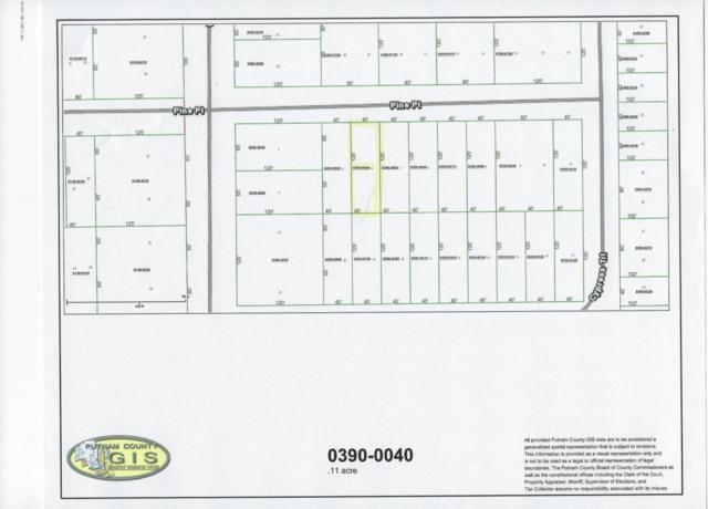 0 Pine Pl, Interlachen, FL 32148 (MLS #914108) :: Memory Hopkins Real Estate