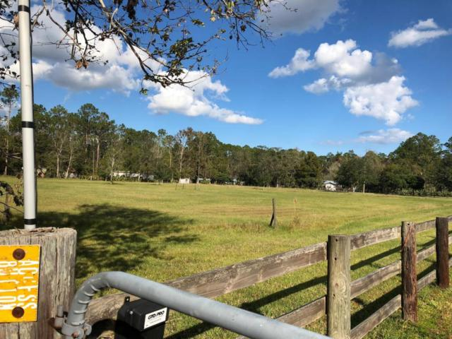 0 Green Acres Rd, St Augustine, FL 32084 (MLS #914859) :: EXIT Real Estate Gallery