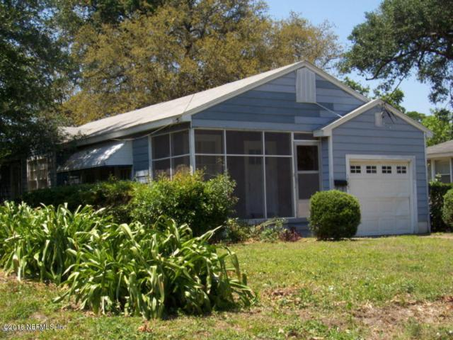 1742 Planters Rd, Jacksonville, FL 32207 (MLS #915215) :: EXIT Real Estate Gallery