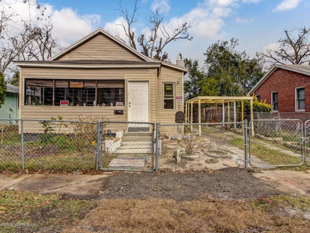1505 W 14TH St, Jacksonville, FL 32209 (MLS #915834) :: EXIT Real Estate Gallery
