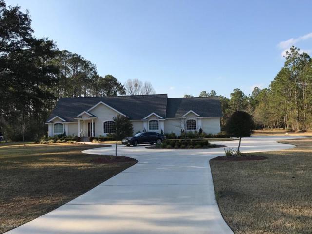 8530 Crosswinds Dr, St Augustine, FL 32092 (MLS #916047) :: EXIT Real Estate Gallery