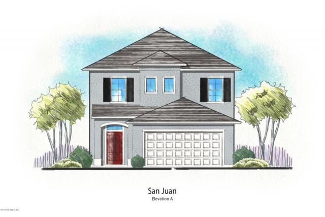 104 Cottage Link Walk, St Augustine, FL 32092 (MLS #916239) :: EXIT Real Estate Gallery