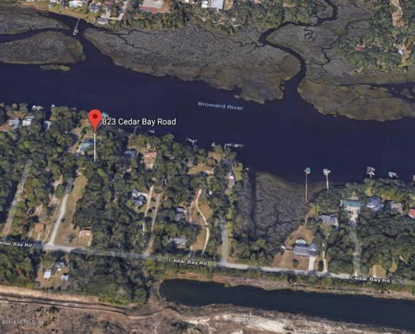 823 Cedar Bay Rd, Jacksonville, FL 32218 (MLS #916626) :: The Edge Group at Keller Williams