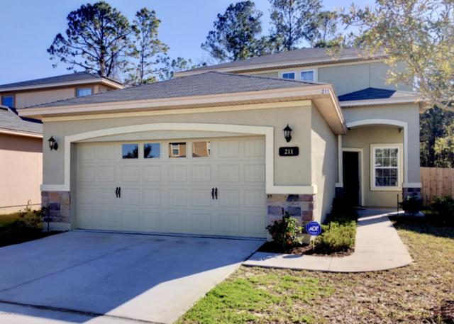 211 Buck Run Way, St Augustine, FL 32092 (MLS #916680) :: EXIT Real Estate Gallery