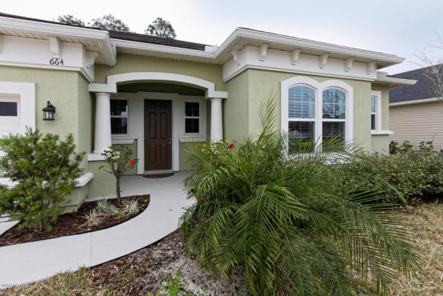 664 Montiano Cir, St Augustine, FL 32084 (MLS #916762) :: EXIT Real Estate Gallery