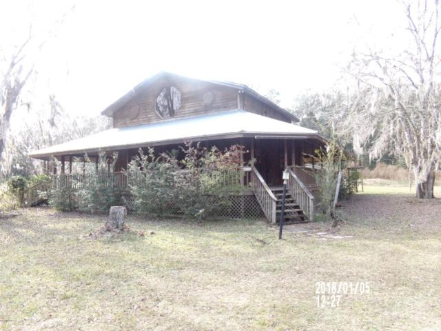 9526 SW 136TH St, Starke, FL 32091 (MLS #916807) :: EXIT Real Estate Gallery