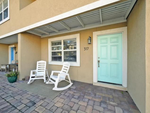 317 7TH St, Atlantic Beach, FL 32233 (MLS #917101) :: RE/MAX WaterMarke