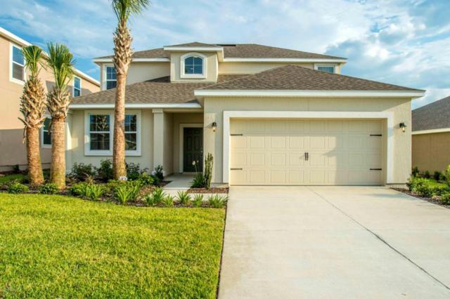 3378 Bradley Creek Pkwy, GREEN COVE SPRINGS, FL 32043 (MLS #917167) :: EXIT Real Estate Gallery