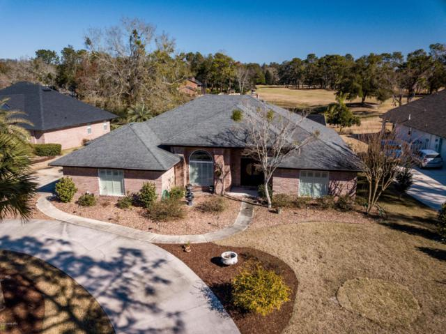1818 Colonial Dr, GREEN COVE SPRINGS, FL 32043 (MLS #917212) :: EXIT Real Estate Gallery