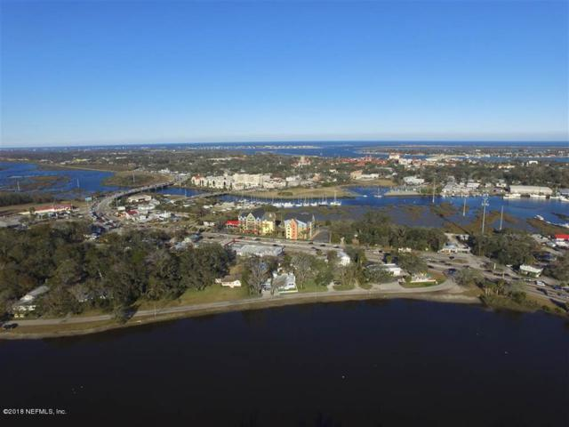 0 Lewis Blvd & Arenta 4 Lots, St Augustine, FL 32084 (MLS #917534) :: CrossView Realty