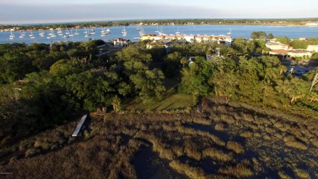 160 Marine St, St Augustine, FL 32084 (MLS #917565) :: EXIT Real Estate Gallery