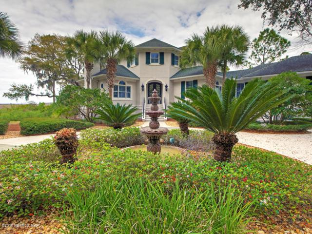 7 Sound Point Pl, Fernandina Beach, FL 32034 (MLS #917655) :: Florida Homes Realty & Mortgage