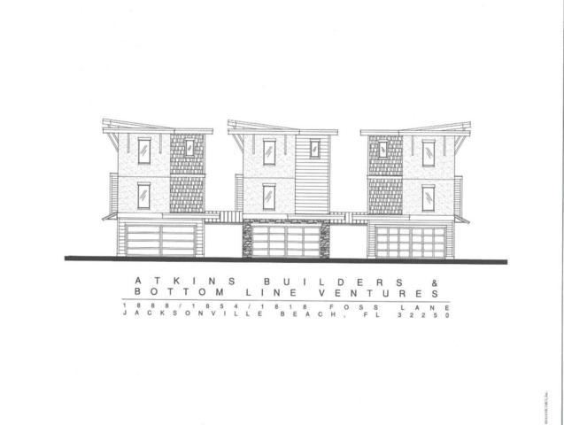 1854 Foss Ln, Jacksonville Beach, FL 32250 (MLS #917766) :: EXIT Real Estate Gallery