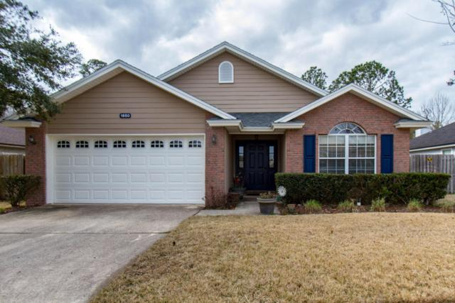 1850 Dartmouth Dr, Middleburg, FL 32068 (MLS #917778) :: EXIT Real Estate Gallery