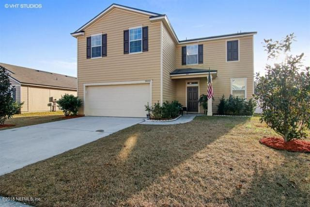 3850 Falcon Crest Dr, GREEN COVE SPRINGS, FL 32043 (MLS #917844) :: EXIT Real Estate Gallery