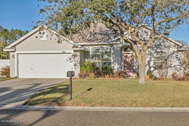 2647 Coachman Lakes Dr, Jacksonville, FL 32246 (MLS #918033) :: EXIT Real Estate Gallery