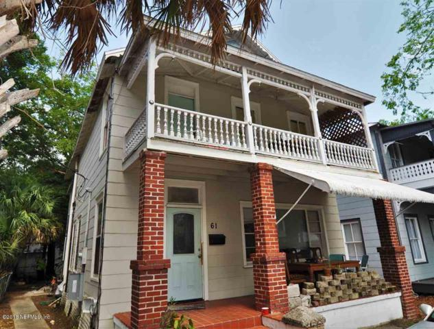 61 Martin Luther King Ave, St Augustine, FL 32084 (MLS #918190) :: EXIT Real Estate Gallery