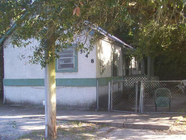 548 Jessie St, Jacksonville, FL 32206 (MLS #918218) :: The Hanley Home Team