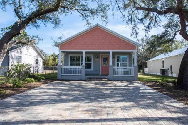 2410 Oleander St, St Augustine, FL 32080 (MLS #918269) :: EXIT Real Estate Gallery