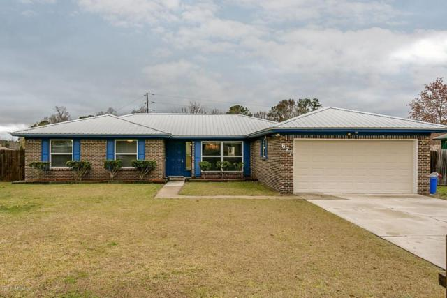 677 Roger Sherman St, Orange Park, FL 32073 (MLS #919084) :: EXIT Real Estate Gallery