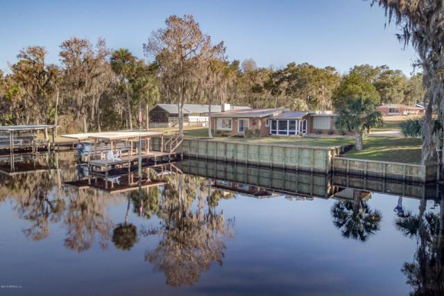 134 Nortons Fish Camp Rd, Satsuma, FL 32189 (MLS #919467) :: EXIT Real Estate Gallery
