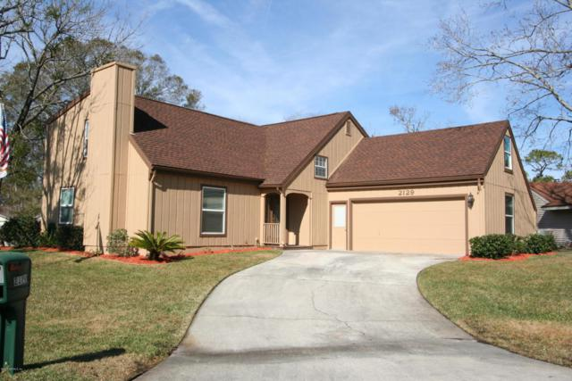 2129 The Woods Dr E, Jacksonville, FL 32246 (MLS #919519) :: EXIT Real Estate Gallery