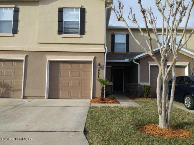 1500 Calming Water Dr #404, Orange Park, FL 32003 (MLS #919522) :: EXIT Real Estate Gallery