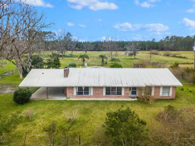 3476 Clifford Dugger Rd, Glen St. Mary, FL 32040 (MLS #919601) :: EXIT Real Estate Gallery
