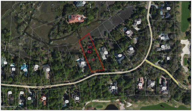 LOT 42 Long Point Dr, Fernandina Beach, FL 32034 (MLS #919649) :: EXIT Real Estate Gallery