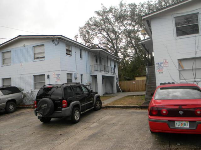 1616 W 36TH St, Jacksonville, FL 32209 (MLS #919747) :: EXIT Real Estate Gallery