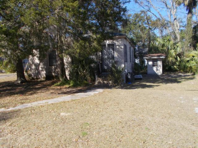741 E 60TH St, Jacksonville, FL 32208 (MLS #919789) :: EXIT Real Estate Gallery