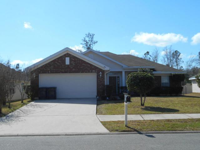 5522 Huckleberry Trl S, Macclenny, FL 32063 (MLS #920052) :: EXIT Real Estate Gallery