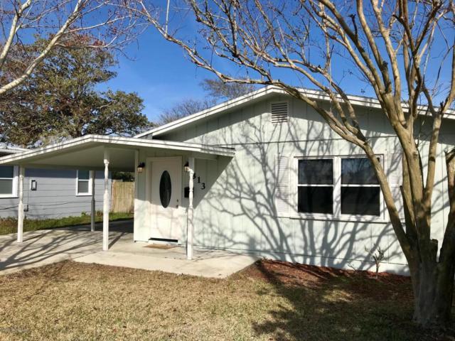 813 7TH Ave N, Jacksonville Beach, FL 32250 (MLS #920092) :: EXIT Real Estate Gallery