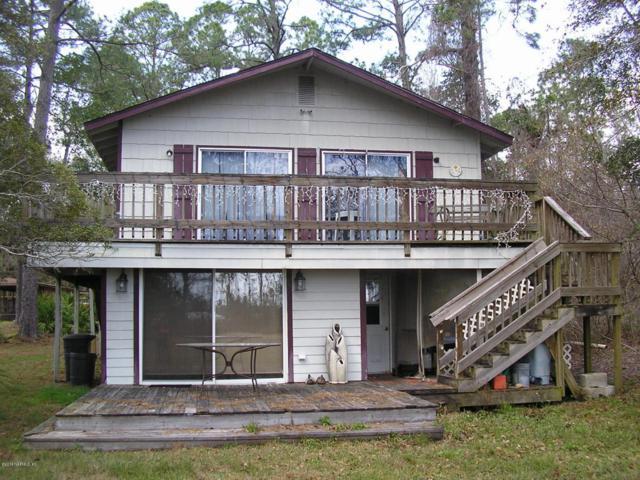 505 W Hillsborough Ave, Florahome, FL 32140 (MLS #920121) :: EXIT Real Estate Gallery