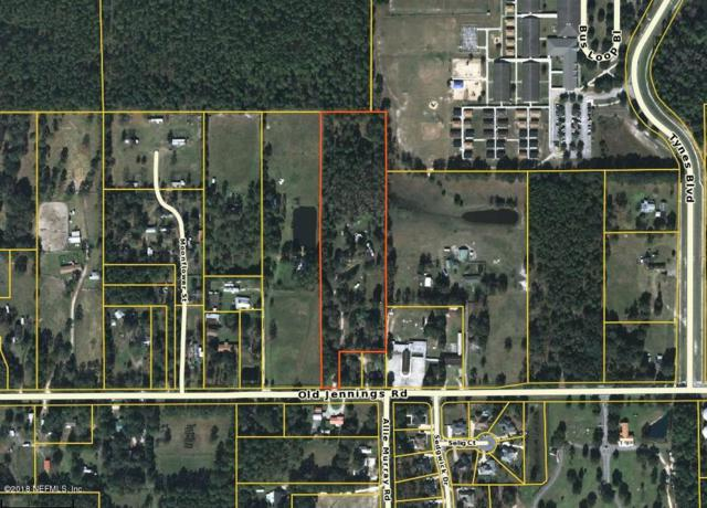 3706C Old Jennings Rd, Middleburg, FL 32068 (MLS #920135) :: CenterBeam Real Estate