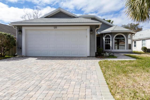 125 Patrick Mill Circle Cir, Ponte Vedra Beach, FL 32082 (MLS #920137) :: EXIT Real Estate Gallery
