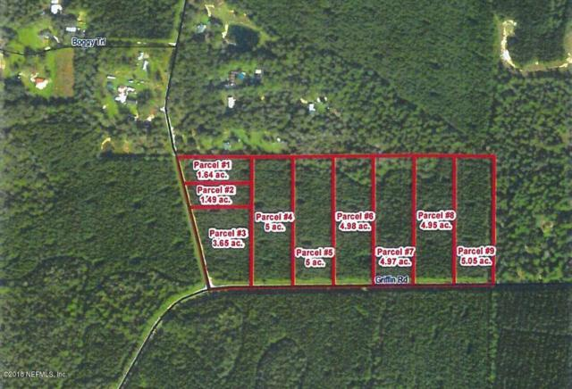 LOT 3 Griffin Rd, Callahan, FL 32011 (MLS #920227) :: EXIT Real Estate Gallery