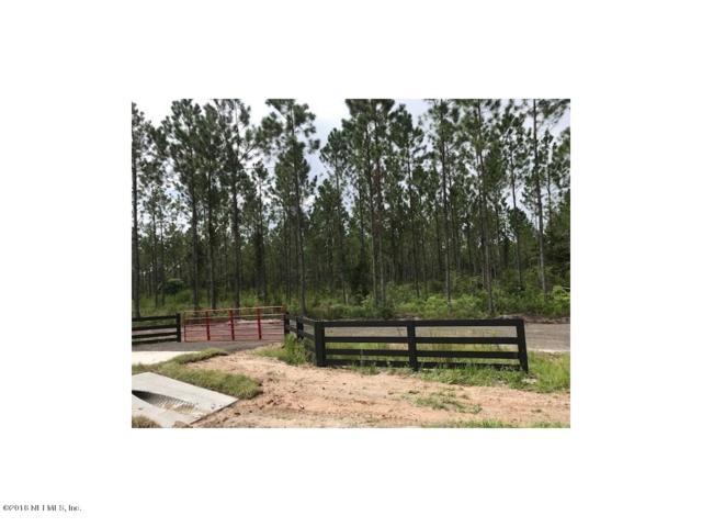 LOT 1 Lake Hampton Rd, Hilliard, FL 32046 (MLS #920242) :: EXIT Real Estate Gallery
