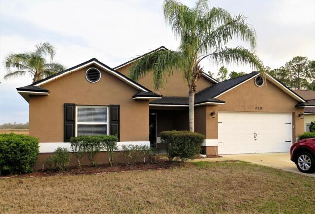 329 Island Landing Dr, St Augustine, FL 32095 (MLS #920465) :: EXIT Real Estate Gallery