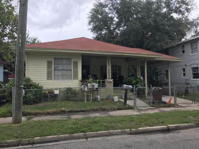 1257 W 25TH St, Jacksonville, FL 32209 (MLS #920571) :: EXIT Real Estate Gallery